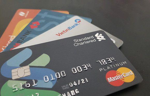 Các loại thẻ tín dụng hiện nay