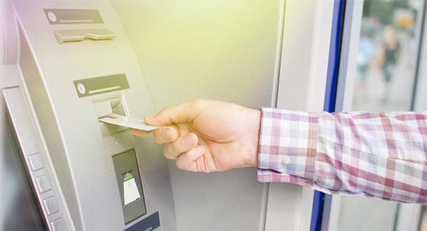 Tính năng chuyển tiền qua thẻ ATM