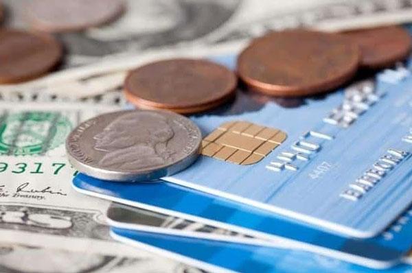Hạn mức thẻ tín dụng của bản thân