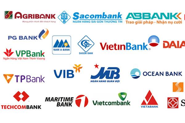 Danh sách các ngân hàng đang hoạt động tại Việt Nam