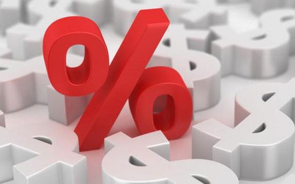 Lãi suất vay vốn ngân hàng