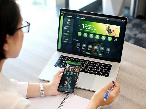 Ngân hàng Vietcombank được khách hàng tin dùng sử dụng các sản phẩm