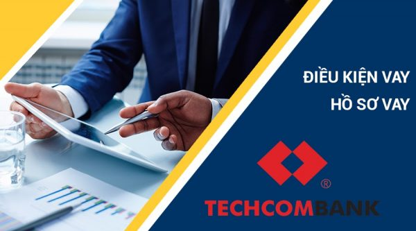 Điều kiện vay tín chấp theo lương tại Techcombank