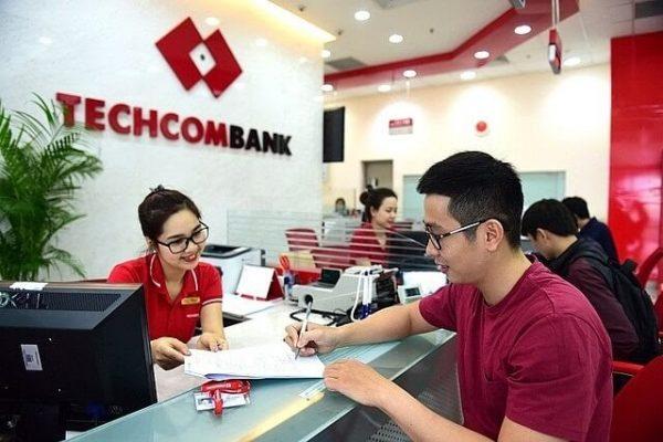 Thủ tục vay tín chấp theo lương tại Techcombank